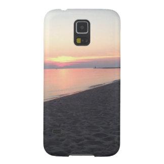 Cena da praia capa para galaxy s5