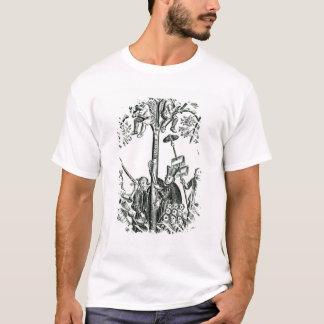 Cena 'dos Oracles do pastor Camiseta