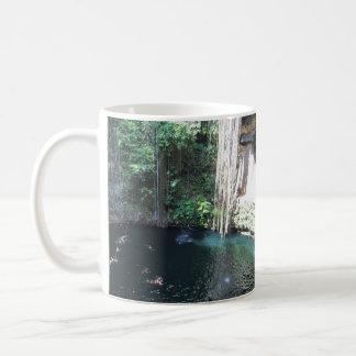 Cenote azul sagrado, Ik Kil, caneca de México #2