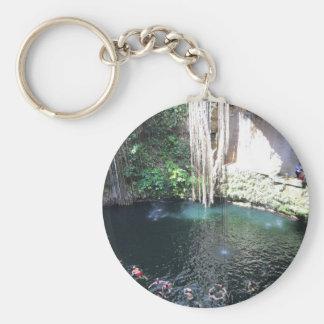 Cenote azul sagrado, Ik Kil, chaveiro de México #4