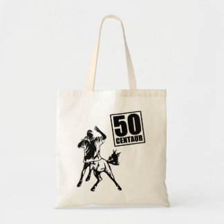 Centauro 50 sacola tote budget