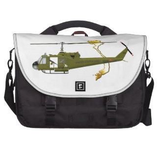 Centauro de Bell UH-1 Huey com imagem de Vietnam Bolsas Para Computadores Portáteis