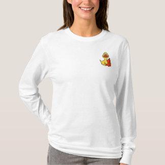 CENTÍMETROS CÚBICOS camisa engraçada do pato