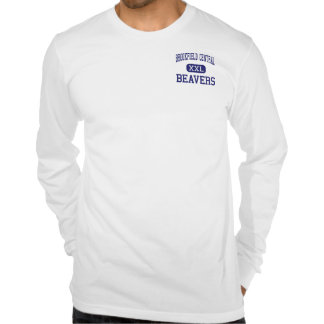 Central de Brookfield - castores - alta - T-shirt