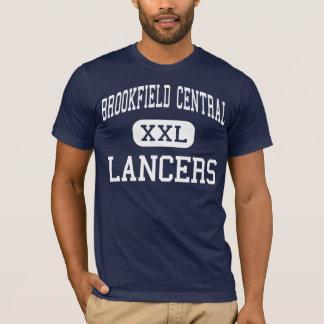 Central de Brookfield - lanceiros - alta - Camiseta