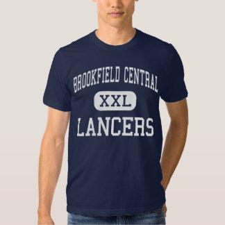 Central de Brookfield - lanceiros - alta - Tshirts