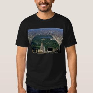 Central Park do sul, Nova Iorque, EUA T-shirt