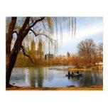 Central Park, New York Cartões Postais