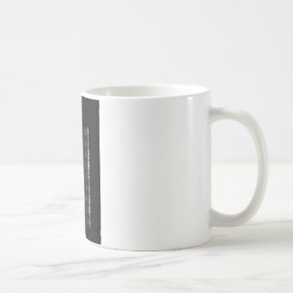centro de dados caneca de café