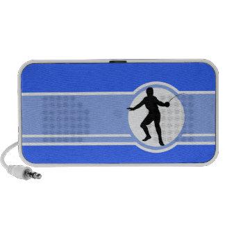 Cercando a silhueta azul caixinha de som para iPod
