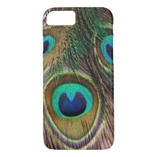 Cerceta do azul de pavão capa iPhone 7