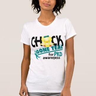Cerceta ida pintinho 2 de PKD Tshirt