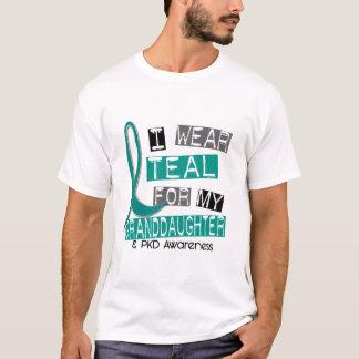Cerceta Polycystic da doença renal para a neta Camiseta