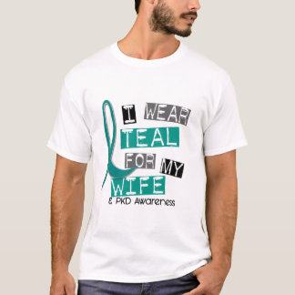 Cerceta Polycystic da doença renal PKD para a Camiseta