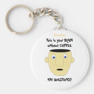 CÉREBRO SEM chaveiro do CAFÉ