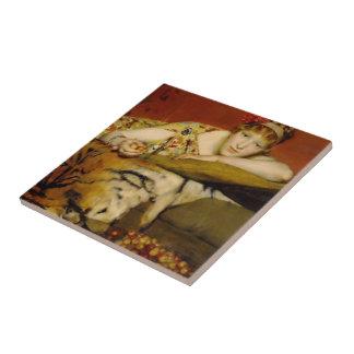 Cerejas por Lawrence Alma-Tadema