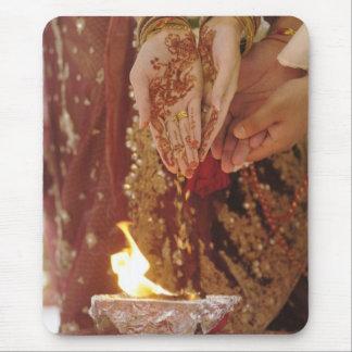 Cerimónia de casamento Mousepad