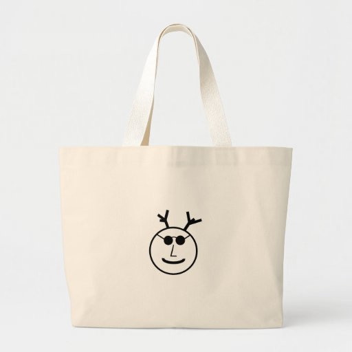 Cernunnos nas máscaras bolsas para compras