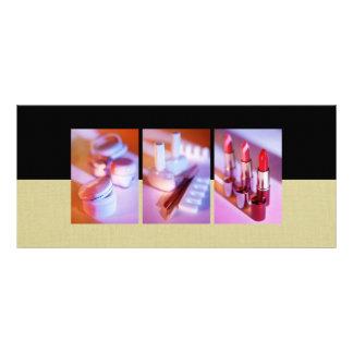 Certificados de presente da beleza ou do Aesthetic 10.16 X 22.86cm Panfleto