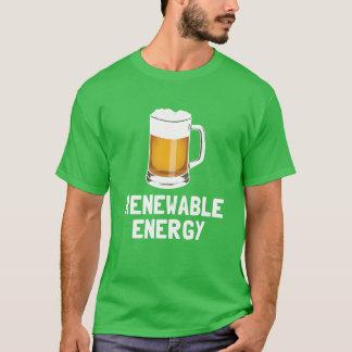 Cerveja da energia renovável de St Patrick Camiseta