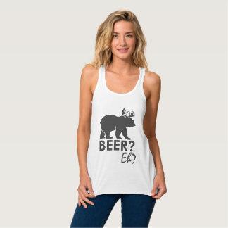 Cerveja do costume do dia de Canadá? camisa