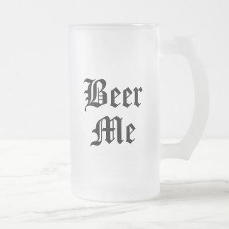 Cerveja mim caneca do fosco
