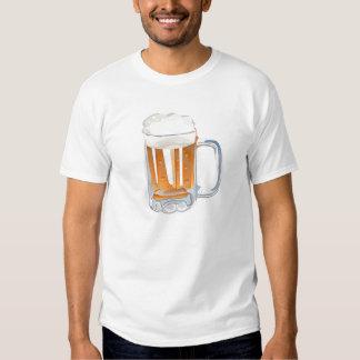 Cerveja no despedida de solteiro da caneca tshirts