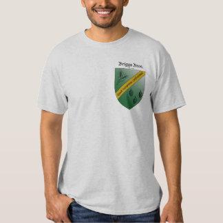 Cervejaria dos irmãos de Briggs T-shirts