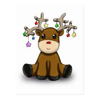 Cervos Cartão Postal
