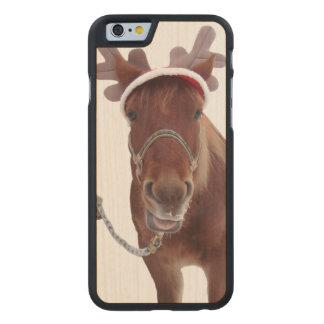 Cervos do cavalo - cavalo do Natal - cavalo