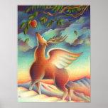 Cervos mágicos poster