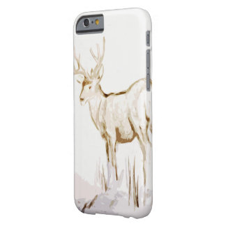 Cervos selvagens capa barely there para iPhone 6