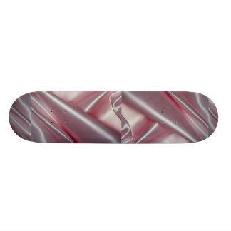 Cetim cor-de-rosa original skates