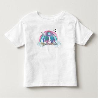 Cetim e Chenille dos troll   Sassy Camiseta Infantil