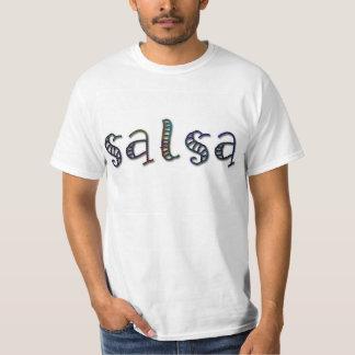 Cetim ex da salsa P do La Camisetas