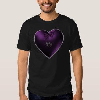 Cetim Purple Heart Tshirts