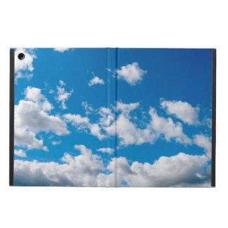Céu azul brilhante