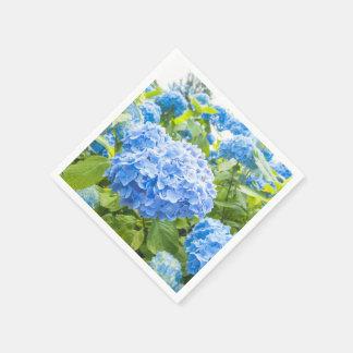 Céu azul, guardanapo de papel wedding