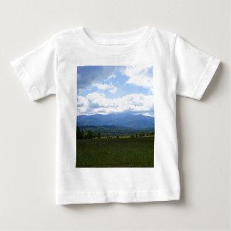 Céu da angra de Cades Camiseta Para Bebê