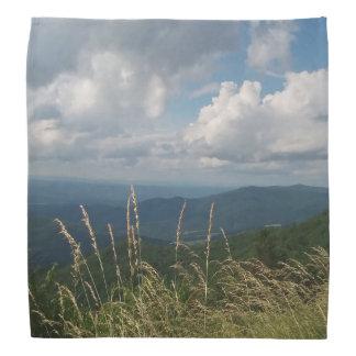 Céu das montanhas no Bandana