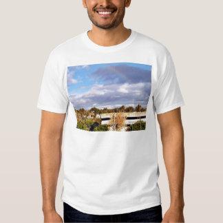 Céu das nuvens tshirts