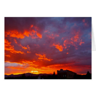 Céu do galeno: Cartão vazio