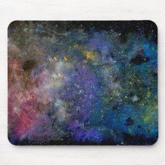 Céu estrelado - orion ou cosmos da Via Láctea Mousepads