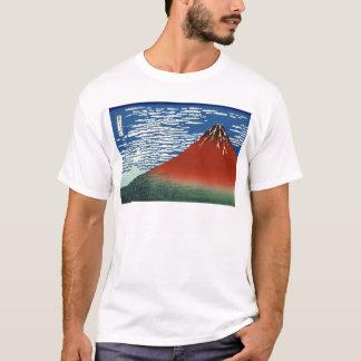 Céu Gaifu Kaisei do espaço livre do vento sul Camiseta