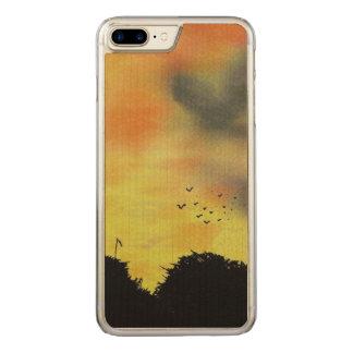 Céu Mayaguez Capa iPhone 8 Plus/ 7 Plus Carved