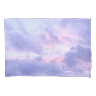 Céu romântico da noite