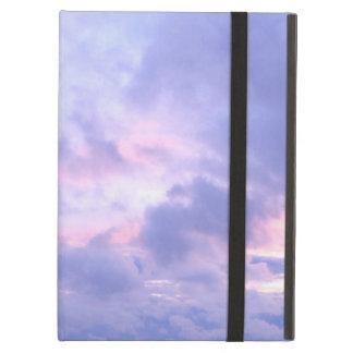 Céu romântico da noite capa para iPad air