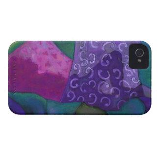 Céu roxo e magenta do Hideaway lunático - Capa Para iPhone