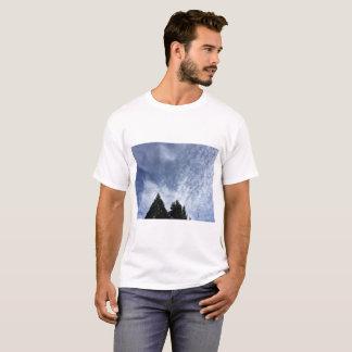 Céus sobre a camisa de Palouse T