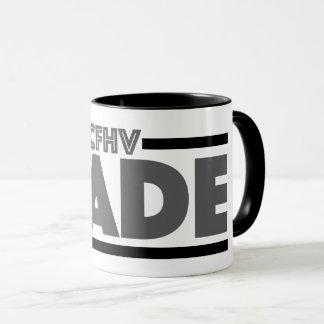 CFHV fez a caneca de café